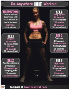 DoAnywhereHIITWorkout